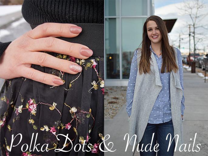 polka-dots-nude-nails